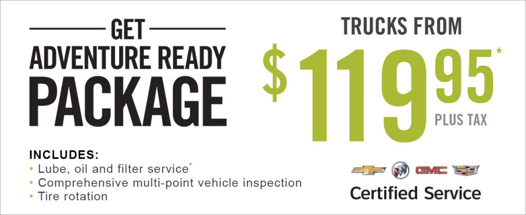 GM Certified Service Newmarket