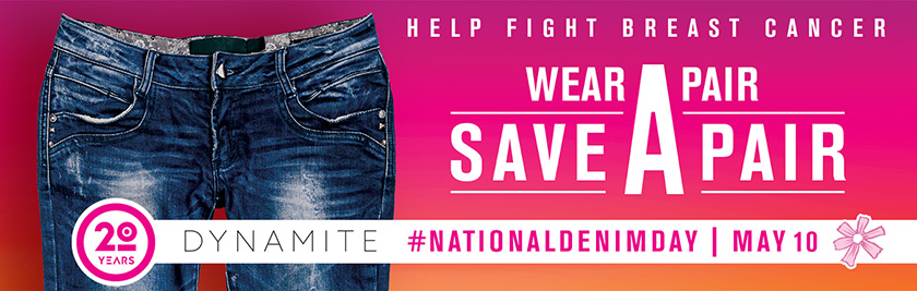 Wear Jeans for The Cure