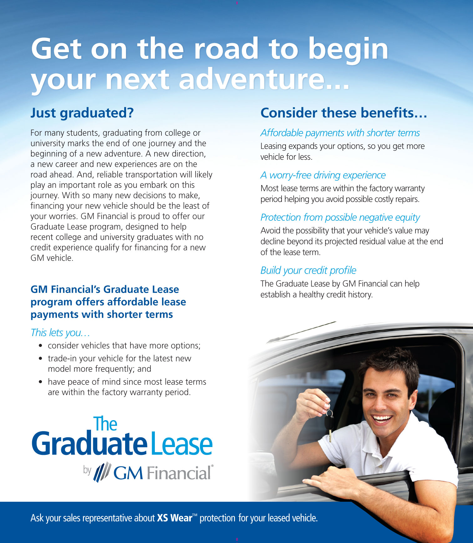 Gm Financial Lease >> Gm Financial Graduate Lease Vandusen Chevrolet Buick Gmc