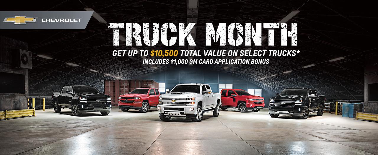 Truck Month Deals Specials Discounts Ajax Pickering Durham