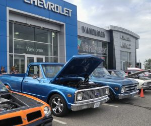 VanDusen Charity Car Show Ajax Durham Region