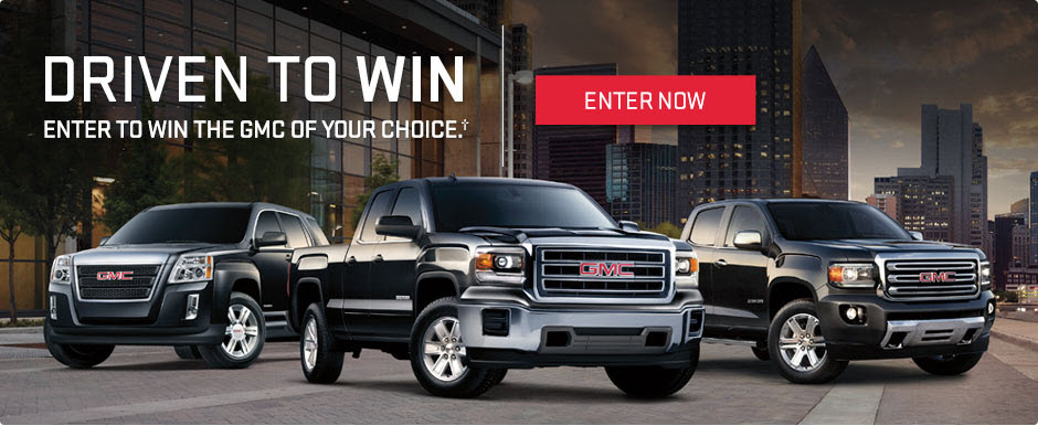 GMC Driven to Win