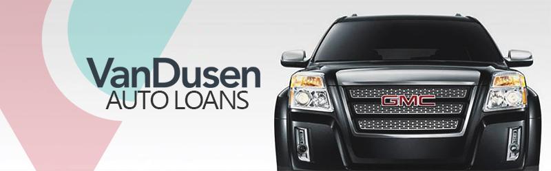 VanDusen Auto Loans