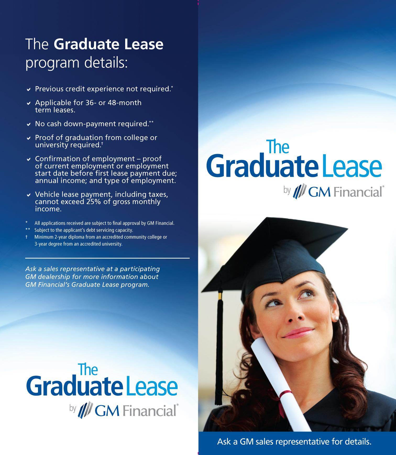 Graduate Lease Program
