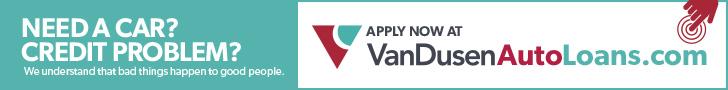 VanDusen Auto Loans Ajax Durham Region Toronto Pickering Whitby Oshawa Ontario
