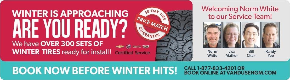 Winter Tires Sale Ajax Durham Region Pickering Whitby Oshawa Toronto