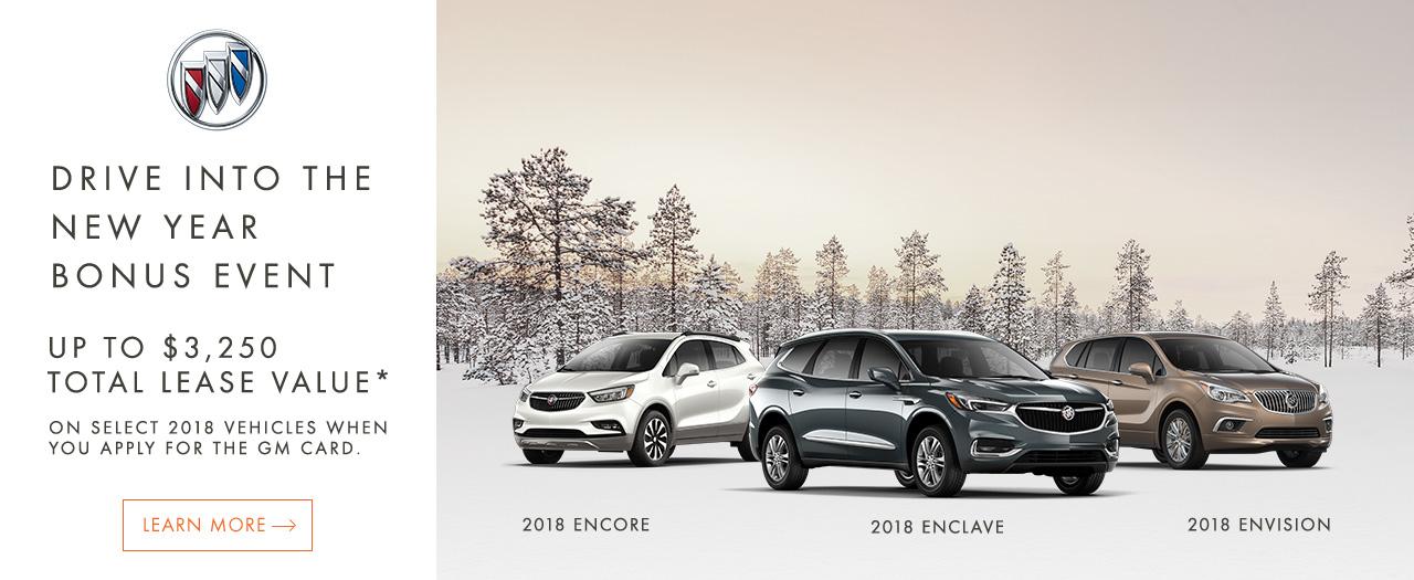 2018 Buick Drive Into New Year Event Ajax Pickering Oshawa Whitby Durham Region Toronto