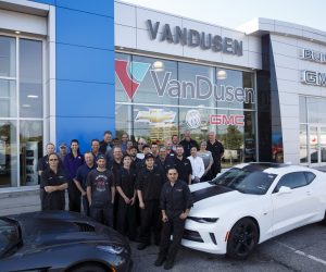 VanDusen Chevrolet Buick GMC Staff Photo Ajax Pickering Whitby Oshawa Clarington Durham Region Toronto Ontario