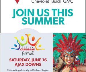 Durham Caribbean Festival Ajax Downs Durham Region