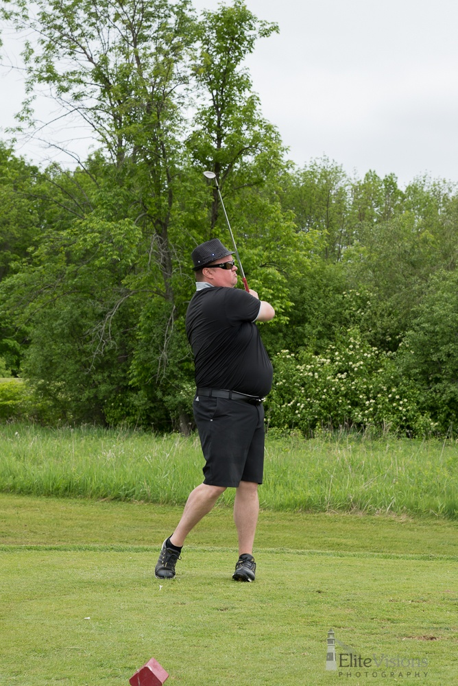 Who's your Caddy! Ajax VanDusen Mike Przybylo Swinging