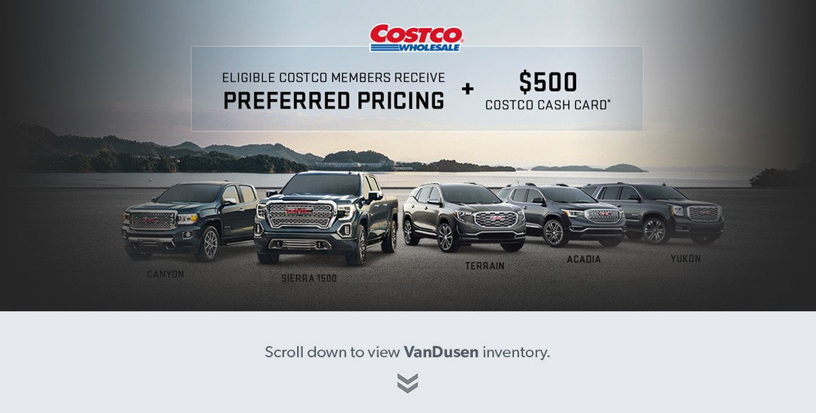 GMC Costco Winter Sales Event Ajax