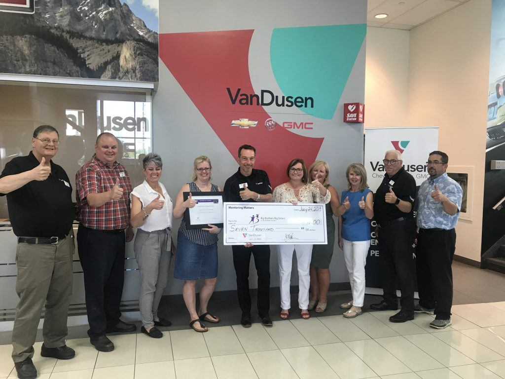 VanDusen Chevrolet Buick GMC support the community of Ajax
