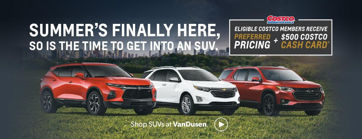 New & Used Cars Trucks - Ajax, ON | VanDusen Chevrolet Buick GMC: