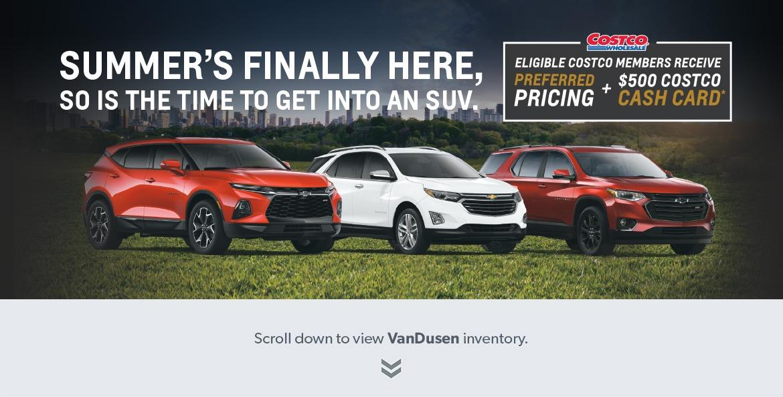 SUVs for sale in Ajax Ontario
