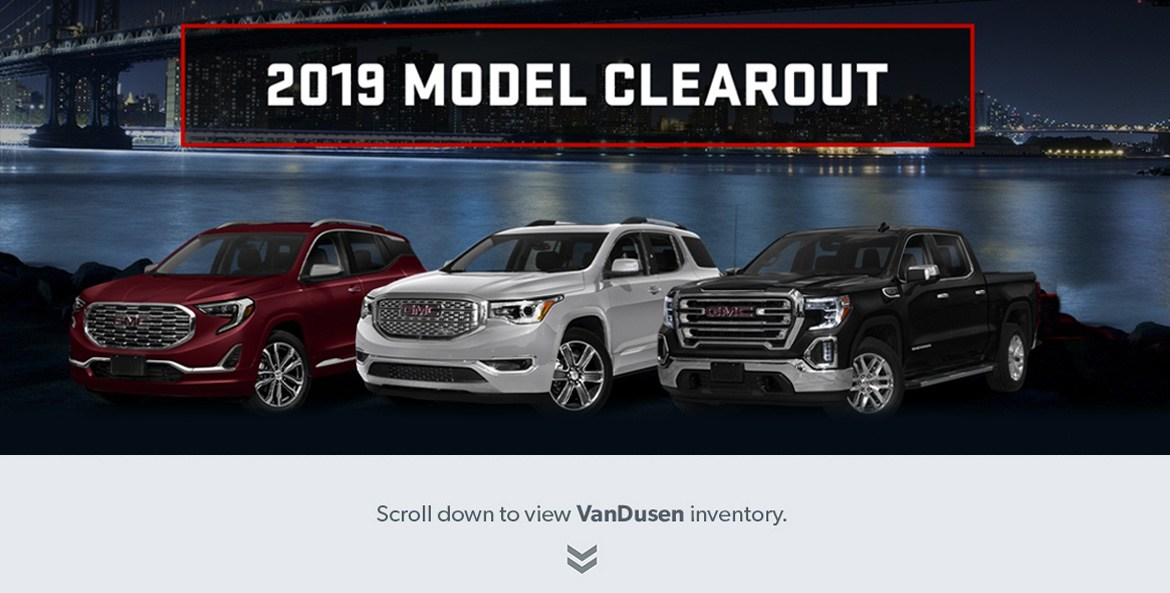 2019 GM Clearance in Durham Region