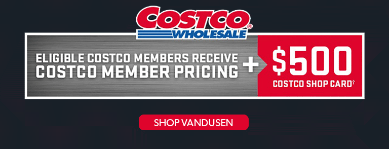 Costco Members can save when purchasing at VanDusen Chrevrolet, Buick and GMC in Ontario.