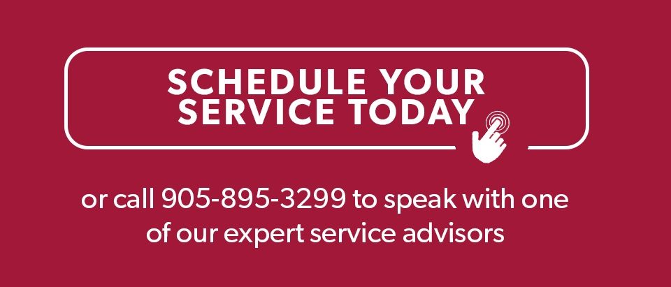 Schedule your Service Today